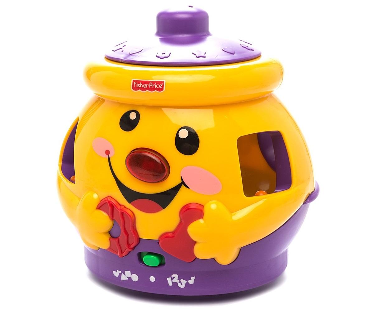 Fisher price горшочек игрушка